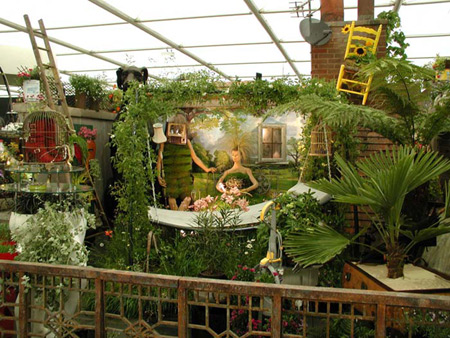 Best Roof Garden: Anthony Samuelson