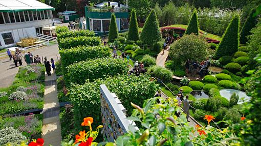The B&Q Garden