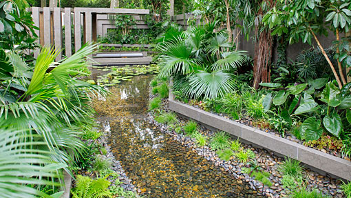 Tourism Malaysia Garden